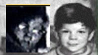 "A comparison of the ""Ghost Boy"" and Marc DeFeo."