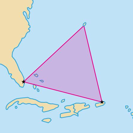 The Bermuda Triangle hides an alien secret deep beneath its waters in Legend Trippers: Addonexus