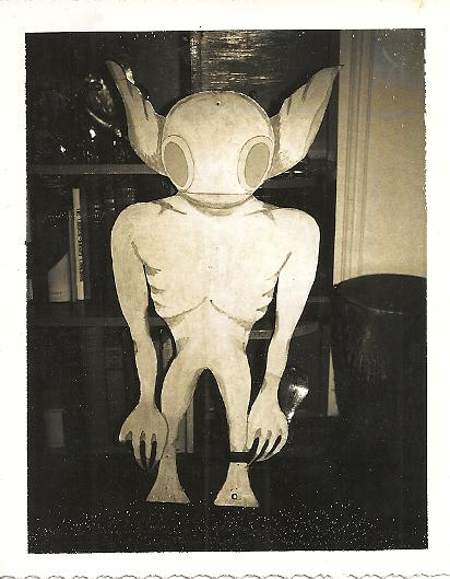 "A cutout of the alleged ""goblin."" Image Source:"